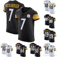 45363b6a685 Wholesale shazier jersey resale online - 7 Ben Roethlisberger Pittsburgh  James Conner JuJu Smith Schuster Ryan