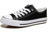 Fabrieksprijs promotionele prijs! Femininas canvas schoenen vrouwen en mannen, hoge / lage stijl klassieke canvas schoenen sneakers canvas schoen