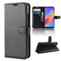 New Litchi Pattern Flip Pu Couro Carteira Phone Case para Huawei Honra V20 V20 V20 V20 V20 P30 Lite Y7 2019 Lychee Grain Cover