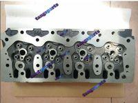 YANMAR Motor uyum dizel ekskavatör traktör forklift dozer motoru kullanılarak onarılması parçaları İçin Yeni 4TNV94 Silindir kafası