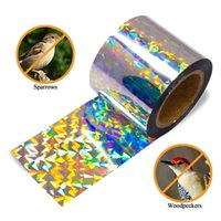 Improved Bird Scare Tape Holographic Repellent Design Double...