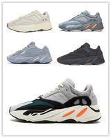 2020 Sıcak Satış Koşu Ayakkabıları 7oo Dalga Koşucu Leylak Vanta Hastane Mavi Erkekler Koşu Ayakkabıları Kanye West 700 V2 Tasarımcı Ayakkabı Spor Sneakers