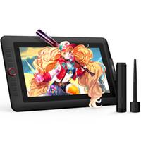 Xp-pen artsit13.3 Pro 13.3 дюймовый цифровой IPS чертежный монитор Pen дисплей графический планшет с ярлыками ключей для ноутбука ПК