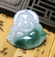 Natural jade quartz stone jade pendant pendant floating flow...