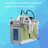 Del seno glutei Enhancement mozzicone di sollevamento della pelle di serraggio Cura busto anca sollevatore macchina RF cavitazione ultrasonica