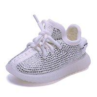 Dimi 2019 Primavera / Autunno Baby Girl Boy Bambino Scarpe bambino infantile Sneakers Scarpe da ginnastica Coconut Scarpe da cocco Morbido Kid comodo