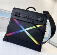 2020 Последний стиль мужской рюкзак пароход рюкзак m30339 настоящая кожа спортивный мешок высочайшего качества мужские сумки дизайнерский рюкзак бесплатная доставка