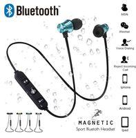 Casques sans fil Bluetooth Écouteur Earphone Crochet Casque Casque Fone de Ouvido pour iPhone Samsung Xiaomi Bluetooth auriculaires auriculaires (commerce de détail)