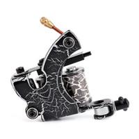 전문 로타리 문신 그립 기계 쉐이더 및 라이너 모듬 된 문신 모터 건 그립 키트는 새로운 우수 공급