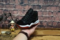 2019 Kids 11s Space Jam Bred Concord Gym Zapatos de baloncesto rojos Niños Boy Girls White Pink Midnight Navy Zapatillas Niños pequeños Regalo de cumpleaños