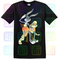 Funny 3D T- shirt Lola Bugs Bunny Looney Tunes Cartoon Men Wo...