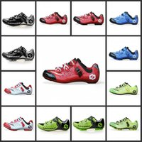Sidebike Professional Cycling Shoes Carbon Fiber Shoes Road ...