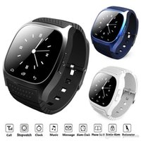 Smart Watch M26 Bluetooth Smartwatch LED Display Sports Wris...
