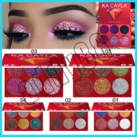 2019 KA CAYLA Eyeshadow Palette Eyes Makeup Brand Beauty Eye...