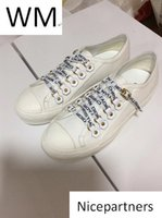 Duping520 Summer New White Casual Flats Sneakers Dress Shoes...