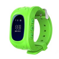 Q50 GPS 스마트 시계 아이 위치 찾기 착용 할 수있는 장치 지원 2G LTE 시계를 들어 안드로이드 IOS를 호출 스마트 손목 시계 Passometer SOS를 세