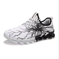 Atacado Inverno New Casual Fashion Trend Running Shoes Alta Qualidade Men Womens Sneakers szie 35-47 Com Box grátis