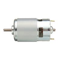12V 150W 15000rpm DC 모터 775 모터 고속 대형 토크 DC 모터 전기 공구 전기 기계 전기 기계