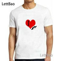Love Heart I Love Dad Happy Father' s Day Tshirt Casual ...