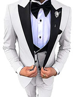 Groom Tuxedos Groomsmen A Variety Of Style New Arrival Men S...
