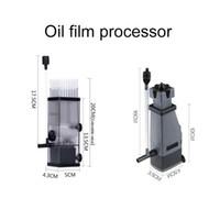 3 watt / 5 watt Aquarium Öl Film Prozessor Oberflächenabschäumer Zu Film Entfernen Wasser Eiweißabschäumer Für Aquarium Wasserfilterpumpe