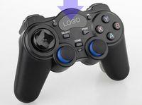 Post tarafından 10 adet Custom Made 2.4G Kablosuz Oyun Denetleyicisi Gamepad Joystick mini klavye remoter için evrensel Android tv kutuları ve Smartphone
