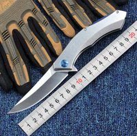 2020 wild boar shirogorov poluchetkiy folding knife 9CR13MOV...