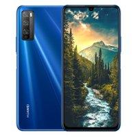 Оригинальный Huawei наслаждайтесь 20 Про 5г мобильного телефона 6ГБ оперативной памяти 128 Гб ROM МТК 800 Окта основные Android 6.5-дюймовый полный экран 48MP идентификатор сотового телефона фингерпринта