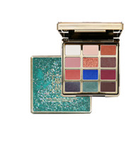 New Hot Quicksand Makeup Eye Palette 12 Color Glitter Eyesha...