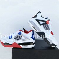 21d5e359a83a94 New Arrival. 2019 New 4s What The 4 IV Men Basketball Shoes Best Quality  With Box 4s sneaker trainer Free Shipping Sports Shoes