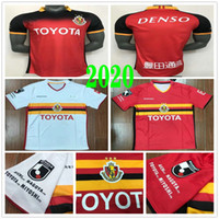2020 2021 Nagoya Grampus Futebol Jerseys 7 Jo 9 Hasegawa 10 Xavier Ogaki Custom Home Away 20 21 Japão J Liga Football Shirt