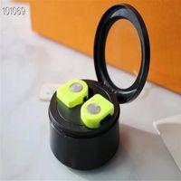 Alta Qualidade HORIZON TWS Auscultadores sem fio Fone de ouvido Bluetooth embutido Headset Incluindo carga Compartimento DHL Shipping