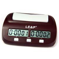 LEAP PQ9907S Digitale Schachuhr I-go Count Up Down-Timer für Spielewettbewerb