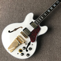 新製品、高品質のエレキギター、ジャズギター、黒檀の拘束、DIYギタースイートカスタマイズされた無料配達