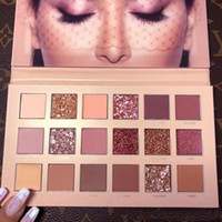 HOT beauty Makeup palette New NUDE 18colors Eyeshadow Palett...