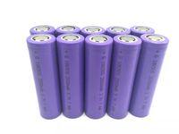 10pcs / lot 18650 3.7V 2000mAh Lithium-Ionen Wiederaufladbare Batterie für Taschenlampen, Netzbank usw.Vtc5 Batterie