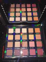 Sıcak Satış Yüksek Kalite 20 Renkler Menekşe Voss Holy Grail Pro Göz Farı Paleti Sınırlı Sayıda Göz Güzellik Paleti