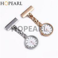 Unisex Nurses Medical Watch for Men and Women Brooch Hanging...