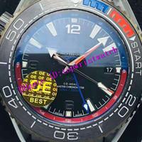 Завод OE 600 м дайвинг часы швейцарские 8906 автоматические механические мужские наручные часы, 28800 полуколебаний в час сапфировое стекло керамический безель водонепроницаемый