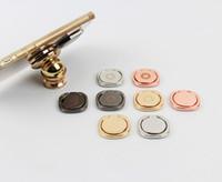 높은 품질 전화 그립 스마트 폰에 대 한 360 학위 금속 손가락 반지 홀더 휴대 전화 그립 지원 손가락 스탠드 로즈 골드 / 핑크