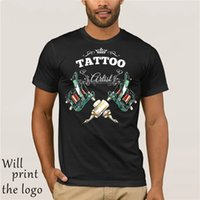 New Sommer 2018 T-Shirt Tattoo Artist T-Shirt, Trendy Tätowierer-Geschenk-T-Shirt