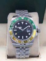 Новые мужские наручные часы Бизнес Silver Корпус из нержавеющей стали часы Black Face Часы Автоматические механические спортивные часы