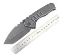 Medford Nocturne military pocket folding knife D2 blade 2cr1...