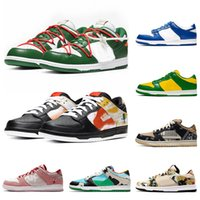 Mulheres designer Homens Trainers enterrar Running Shoes Dunk SB Sneakers quente Chunky Dunky branco fora plataforma Casual Sports Sneakers Paris Kentucky