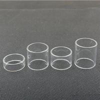 Normal de tubo de vidrio de reemplazo directamente a Geekvape Karma RDTA Flint 2 ml Alfa 4 ml atomizador kit de tanque