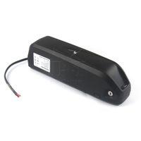 750W / 1000W 모터 + BMS + Charger2A에 대한 5V1A의 USB Hailong 18650 배터리 무료 배송 전기 거대한 자전거 배터리 48V 17Ah
