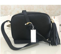 Top-Qualität Designer-Handtaschen-Mappen-Hand Frauen Handtaschen Umhängetasche Soho-Tasche Disco-Umhängetasche mit Fransen Messenger Bags Purse siz 22cm