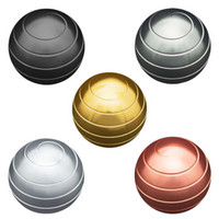 Кинетические настольные игрушки оптическая иллюзия гироскоп течет сферическая спираль непоседа Волчок настольная декомпрессия тревога игрушки 6 цвет