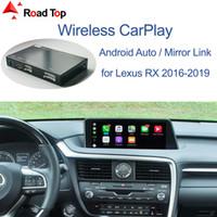 Беспроводной Carplay для Lexus RX 2016-2019, с Android Auto Morker Link Airplay Car Play Function