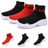 Sıcak Moda brand9 yumuşak kırmızı mor siyah beyaz Ucuz Klasik deri Yüksek kaliteli Sneakers Süper Star Kadınlar kız bayan spor Günlük Ayakkabılar